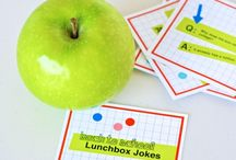 Kids lunch notes / by Tonya Campbell