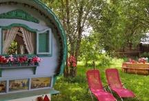 Bijzonder Plekje | Happy camping / Bijzondere campings met unieke logeergelegenheden  / by Bijzonder Plekje