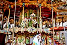 Carousels / by sheila agnew