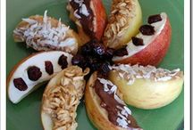 Recipes: Snacks & Apps / by Andrea Hable