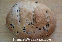 vegan breads / by Marisa HodgesFord