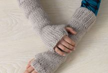 Knitting/Crochet / by Gina D