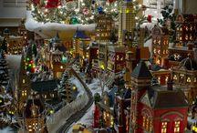 Christmas Village / by SJ