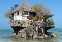 Amazing Places / Collection of the most amazing places on earth that everyone wants to visit! / by Great Huts