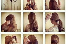Hair styles / by Jessica Brown