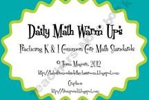 Math / by Tracy Dunn