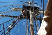 Know your ship / Not everyone knows all of the names of parts on a ship. Look through these images and learn what crew members are talking about. / by Flagship Niagara League