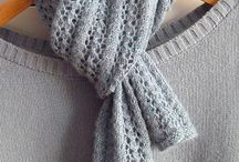 Needles and Yarn / Skein projects. / by Kathy Borock