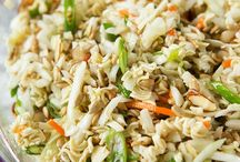 Salads / by Fran Patrinicola Maddalena
