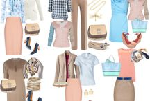 Capsule Wardrobes / by Sue Giannotta