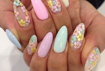 Awesome nails / by Emily Prohl