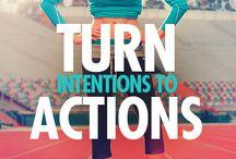 motivation / by Lindsey Draper
