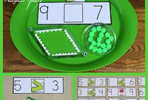 Education MATH / Math education board. Kindergarten through 6th grade.   / by Katy Larcombe