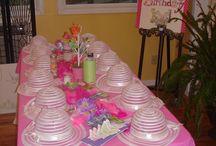Fancy Nancy birthday party / by Nicole Grell