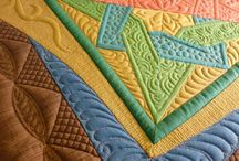 Quilts-Fine Finishes / by Denette Stoll