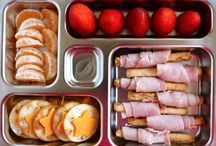 Lunch Box Ideas / by Melissa Lindquist