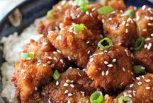 Chicken recipes / by Cassi Robbins
