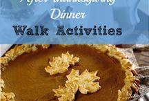 Thanksgiving / by Erin Cresko