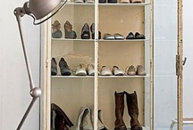 Storage / by Sofia - kreativ inredning