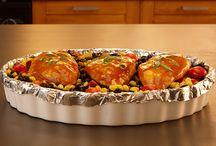 Recipes / by Cheryl Ramirez