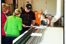 Behind the Scenes at MirrorMate! / Go behind the scenes at MirrorMate's headquarters and manufacturing facility in Charlotte, North Carolina.  / by MirrorMate Frames
