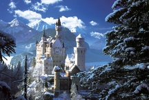 castles... beautiful places / by Mary Griggs