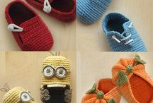 Crochet Inspiration - For the Feet / by Deana Mateo