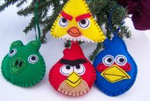 Ornaments / Handmade all occasion  / by Susan Ison