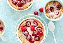 Recipes / by Sophie de Beer