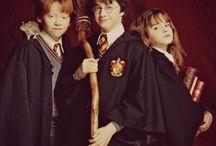 Harry Potter / by Sydney O'Dear