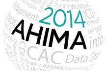 #AHIMACon14 / by UTHealth School of Biomedical Informatics