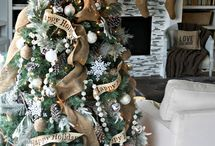 Commercial kitchen Christmas deco / by Kelly Larsen