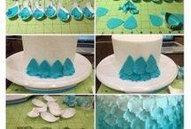 Cakes / by Stephanie Roan