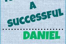 Daniel Fast / by Songstress Tricia Holland-Woodard