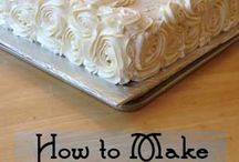 Decorating cakes and cupcakes / by newg