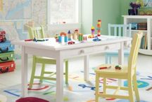 playrooms / by Courtney Blaisdell