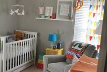 Nursery Ideas / by Jessica McCoy