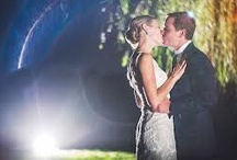 Nighttime Wedding Portraits / Creative ideas for bride and groom wedding portraits at night or near dusk.  / by Vita Images