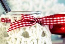Holiday crochet / by Kriste Fields-Koeppe