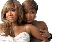 I love Mary Mary! / This is dedicated to my favorite duo... Mary Mary.  I love their music and the inspiration that comes with it.  / by Floyd Boykin Jr.