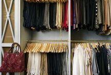 closet / by Christine Butler