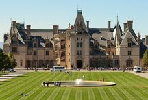 Biltmore Mansion / by Lucile Grymes