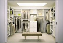 Closet Charming / Beautiful, Functional Closets / by Limezinnias Design