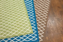 HOME: Rugs / by Leigh Sidell