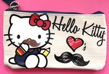 Hello Kitty / I have a tiny obsession / by Kasey Hockmuth
