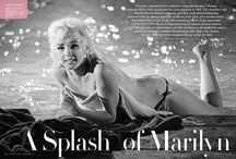 A splash of Marilyn! / by Susan Seegert