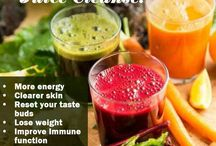 Juice Cleanse  / by Melissa Manfredi