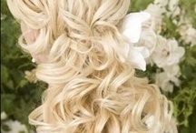 Wedding hair / by Amy Duran