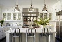 Kitchen lights / by Sarah Hurley