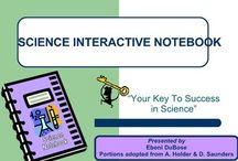 Science interactive notebooks  / by Jessica Lancaster